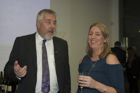 Steve Mowbray, Paula Dixon