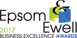 Epsom & Ewell Business Awards Logo