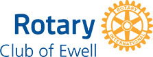 Rotary Club of Ewell-logo