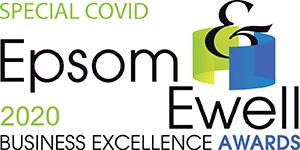 Epsom & Ewell Business Awards Logo